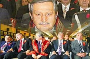 Devletin zirvesine Ergenekon mesajı!