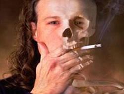 Sigara EVE hapsoldu