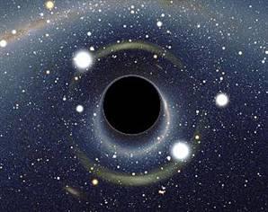 Kara delik barındıran en uzak galaksi bulundu
