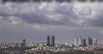 İstanbul'da korkutan karanlık!