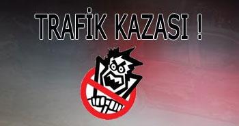 Beşiktaş'ta trafi kazası
