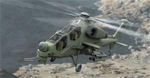 Türk helikopteri uçuşa hazır