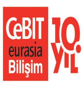 CeBIT Eurasia Bilişim Fuarı'nı kaçırmayın