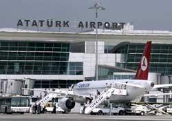 Atatürk Havalimanı'nda OKSİJEN BAR