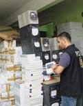 1.5 milyon korsan kitap ele geçirildi