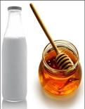 Balı süt ve çayla karıştırmayın
