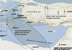 3 bin yıl önceki büyük felaket