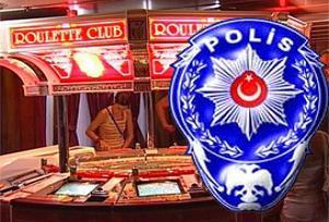 Şişli'de kumar operasyonu: 45 gözaltı