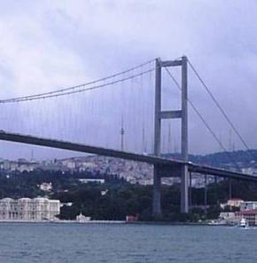 3. köprü için düğmeye basıldı