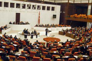 Kürt açılımı önergesi kabul edildi