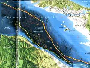 Marmara Denizi'ne gözlem istasyonu