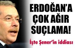 Başbakan Erdoğan'a ağır suçlama!
