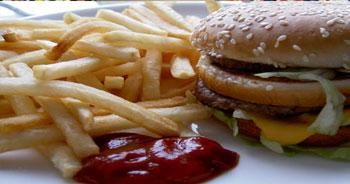Fast-food'da gizli felç tehlikesi var!