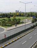 İstanbul'da yol çalışması