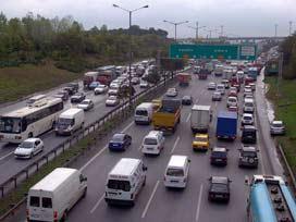 İstanbul'da tüm araçlara uydu takibi