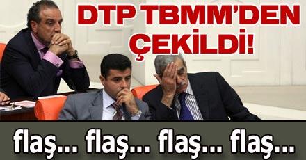 DTP KARARINI VERDİ!