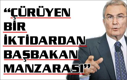 Baykal'dan Erdoğan'a sert yanıt
