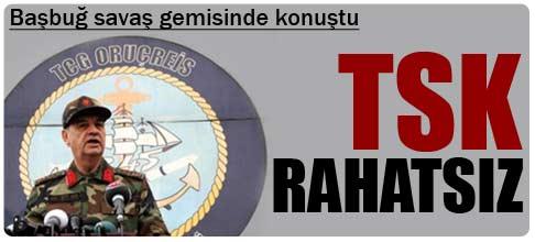 Başbuğ Trabzon'da konuştu