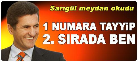 Sarıgül: Türkiye'nin ikinci partisiyiz