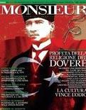 İtalyan dergiden Atatürk kapağı