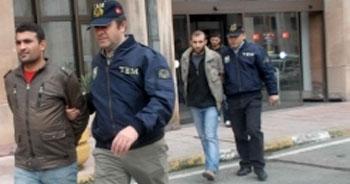 Molotofçular tutuklandı