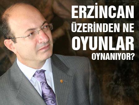Erzincan'da oyunlar mı tertipleniyor?