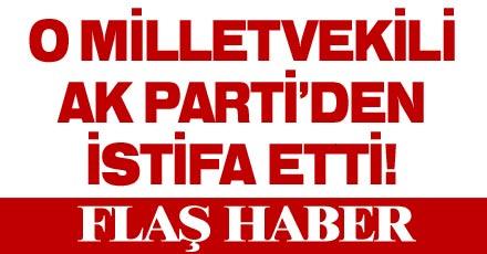 POLİSLE TARTIŞAN VEKİL İSTİFA ETTİ