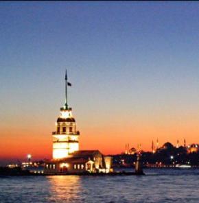 Ünlü dergi İstanbul'a 2 sayfa ayırdı