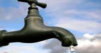 İstanbul'a pazar günü 11 saat su yok