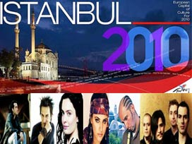 İstanbul 2010 Kültür Başkenti başlıyor