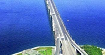 İşte köprü güzergahları