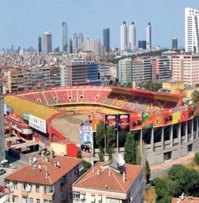 Ali Sami Yen planı onay bekliyor