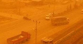 Meteoroloji'den toz ve çamur uyarısı