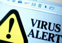 Virüs programı dosyalarınızı silebilir