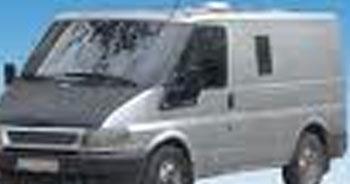 Şişli'de zırhlı banka aracına saldırı