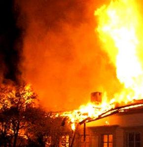 İTÜ'de korkutan yangın