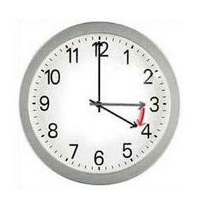 Saatinizi ileri almayı unutmayın!