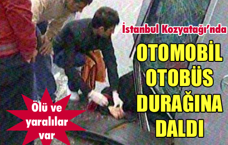 İstanbul'da katliam gibi kaza