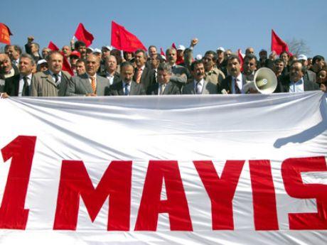 1 Mayıs için Taksim'e izin