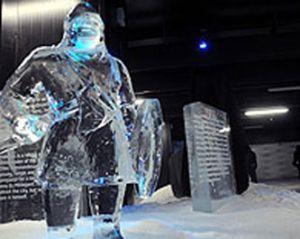 Buz Müzesi23 Nisanda Açılacak