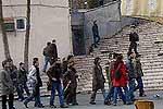 Marmara Üniversitesi'nde öğrenciler çatıştı !