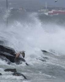 Marmara'da fırtına uyarısı
