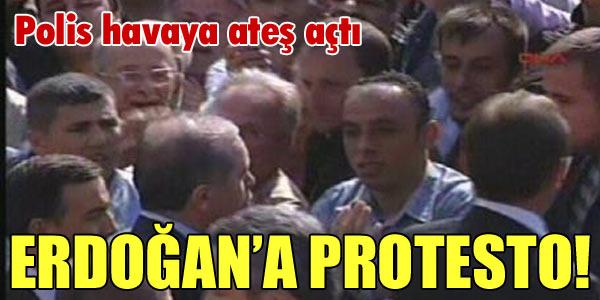 Erdoğan'a Zonguldak'ta protesto!