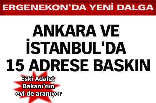 Ergenekon'da yeni dalga