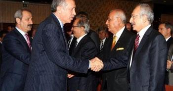 İlk Erdoğan-Kılıçdaroğlu karşılaşması