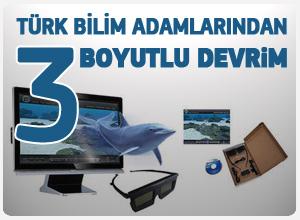 3 boyutlu Türk devrimi