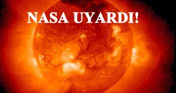 Muazzam bir Güneş fırtınası Dünya'yı karanlığa gömecek mi?