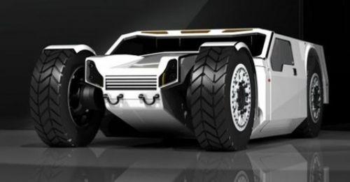 İşte hem lükslük hem de yolların ustası olmayı vaad eden araç tasarımı