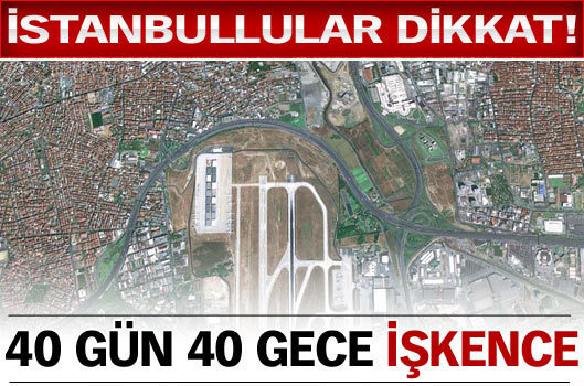 İstanbullular dikkat!