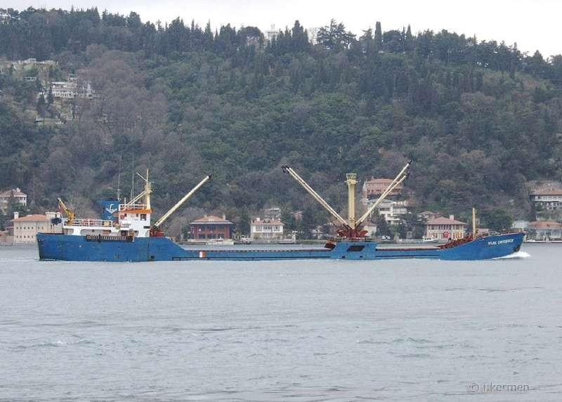 """""""Bilal Çavuşoğlu"""" İsimli Gemi Battı!"""